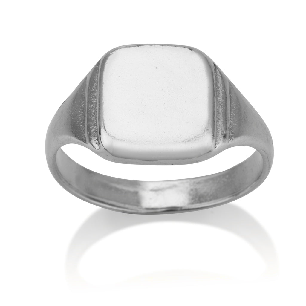 Rings - Square Signet Ring