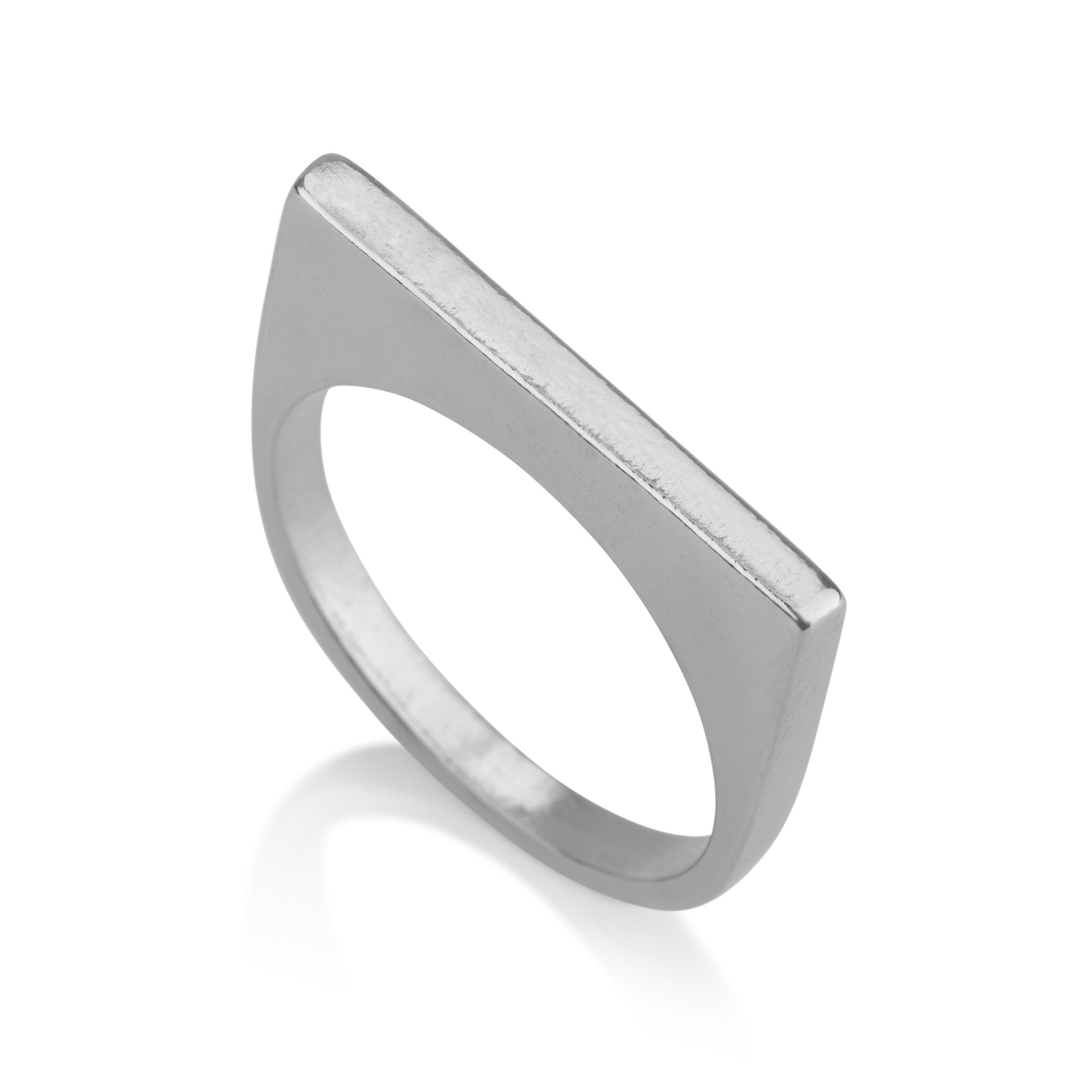 Rings - Thin Square Ring