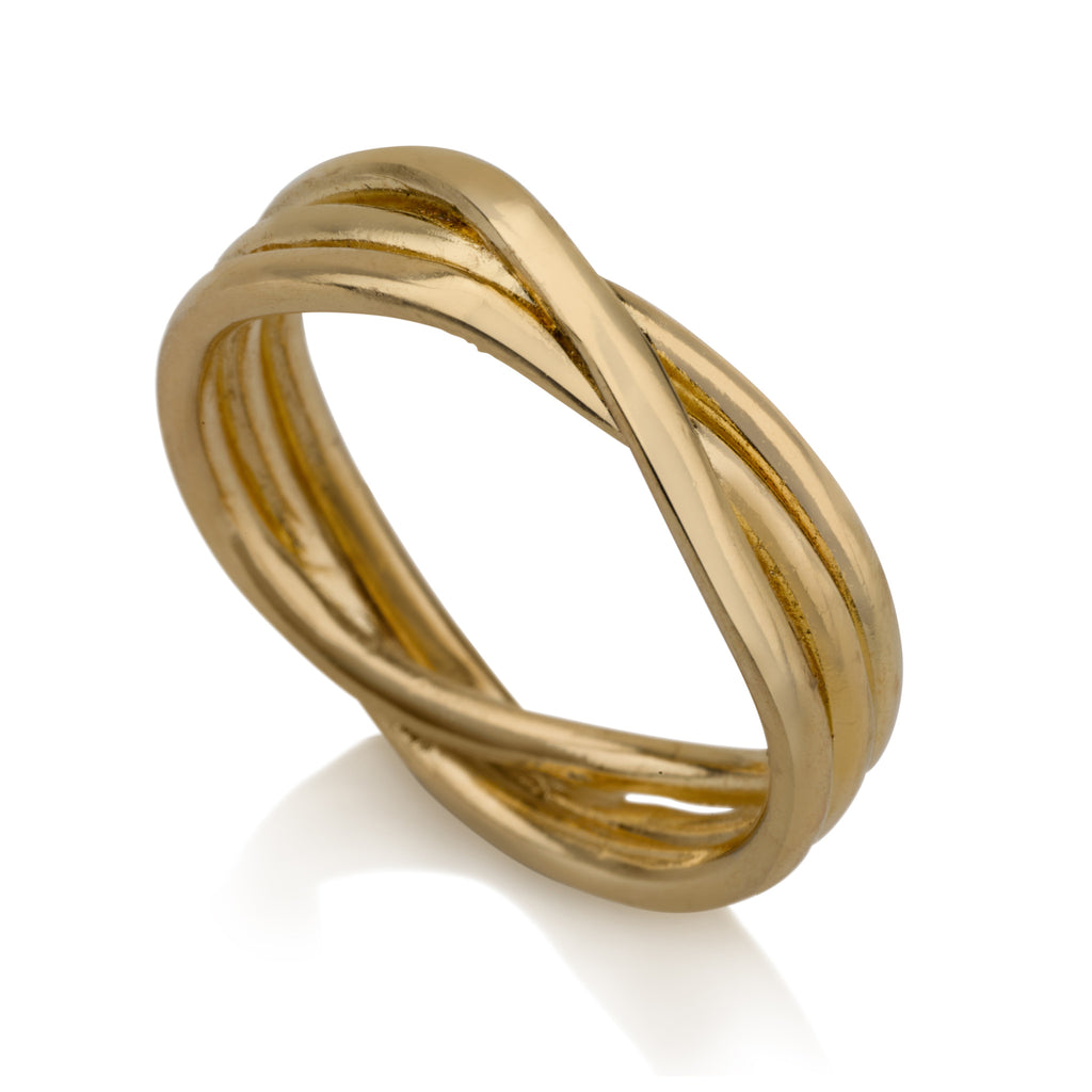 Rings - Wraped Infinity Ring