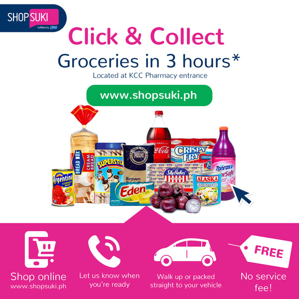 click and collect information