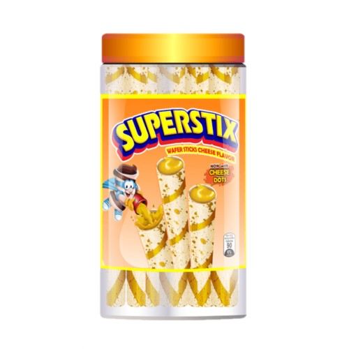 Rebisco Superstix Wafer Sticks Sweet Cheese 330g