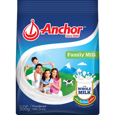 Anchor Milk Anchor Family Milk  300g