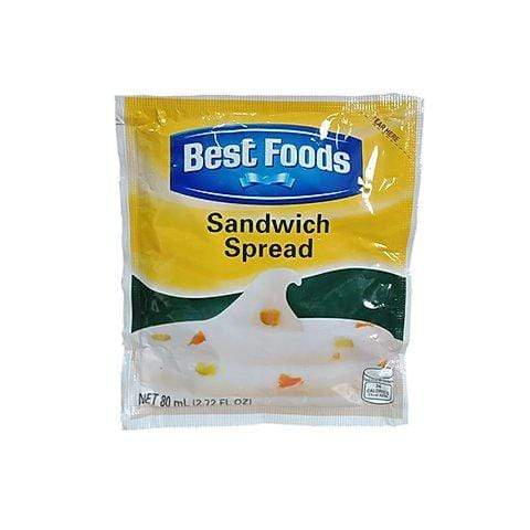 Best Food Bread Fill BF Sandwich Spread  80ml