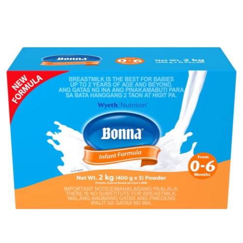 Bonna With Iron And Taurine 2kg