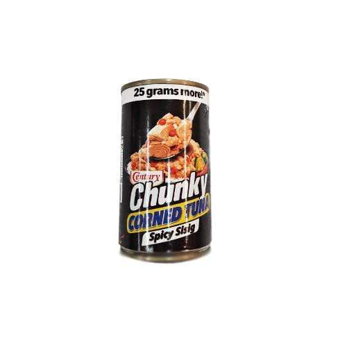 Century Canned Seafood Century Chunky Corned Tuna Spicy Sisig 175g