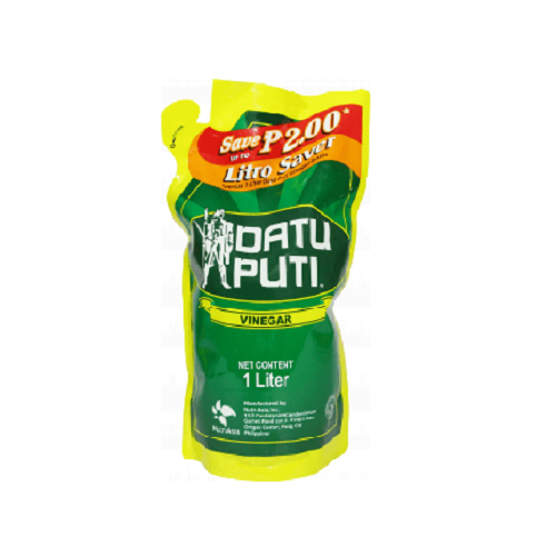 Datu Puti White Vinegar SUP 1L