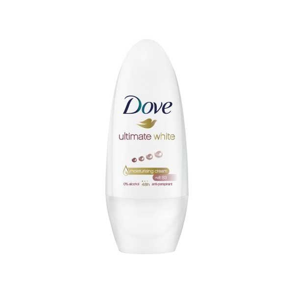Dove Skin Care Dove Roll-On Ultimate White 25ml