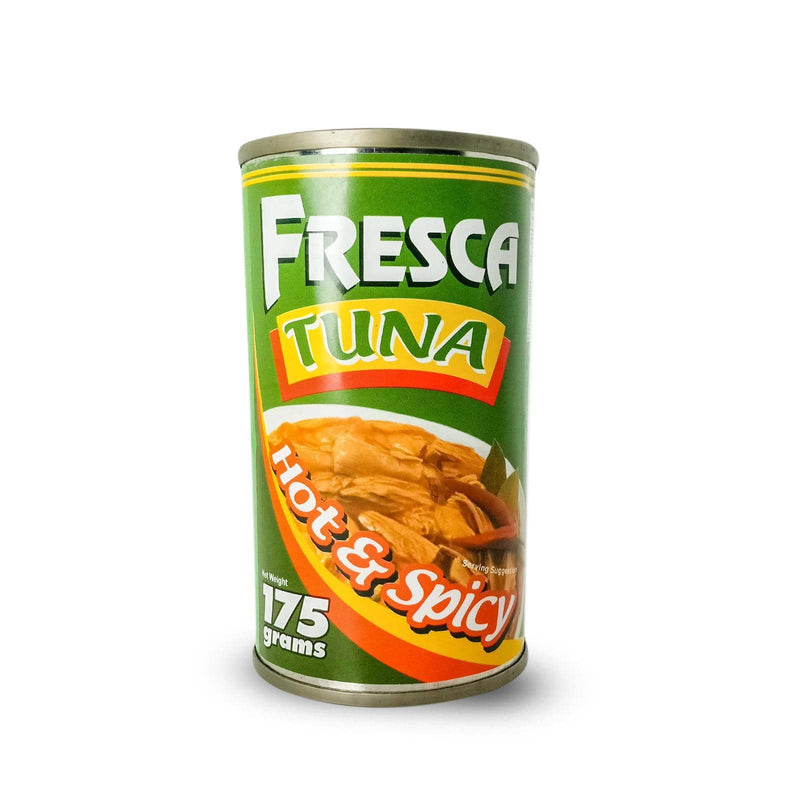 Fresca Canned Seafood Fresca Tuna Flakes Hot & Spicy 175g