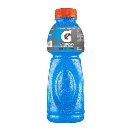 Gatorade Soft Drinks Gatorade Energy Drink Blue Bolt 350ml