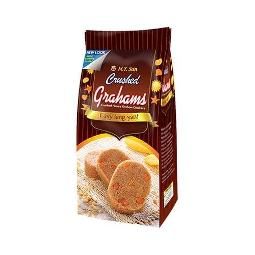 Graham Biscuits M.Y. San Graham Crushed Biscuit 200g