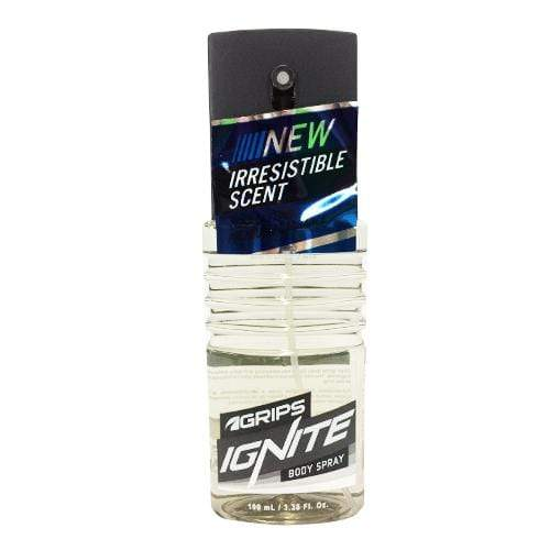 Grips Skin Care Grips Body Spray Ignite 100ml