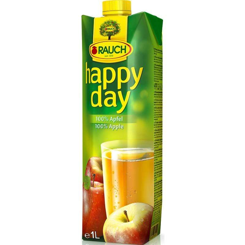 Happy Day Juice Happy Day Juice Apple 1L
