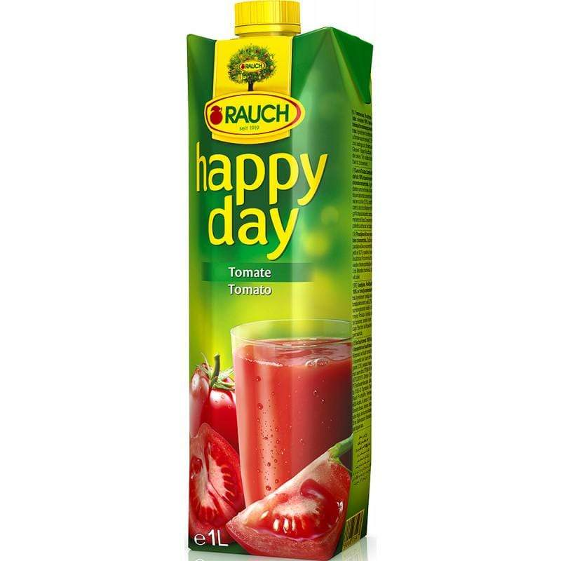 Happy Day Juice Happy Day Juice Tomato 1L