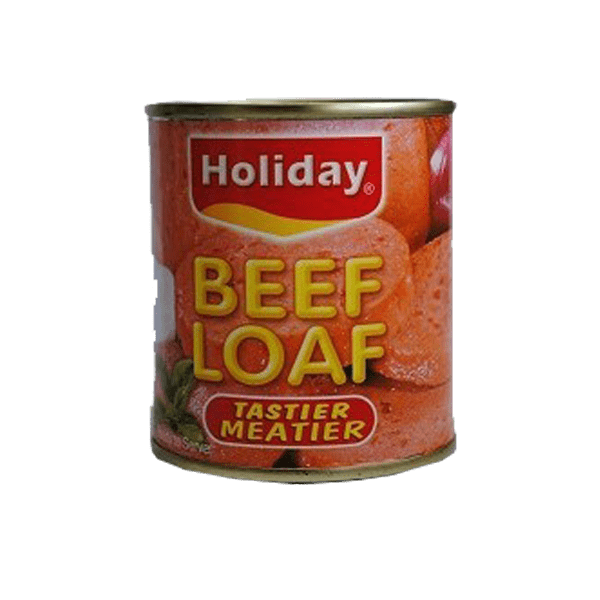 Holiday Canned Meat Holiday Beef Loaf 100g
