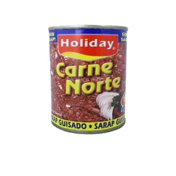 Holiday Canned Meat Holiday Carne Norte 150g