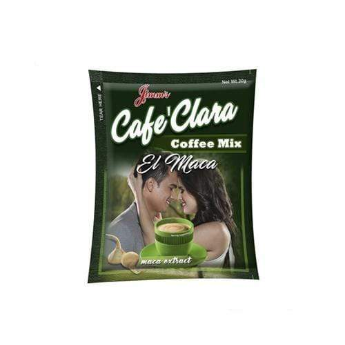 Jimm S Breakfast Drinks Jimm's 3 in 1 Coffee Mix Cafe Clara 30g x 4's