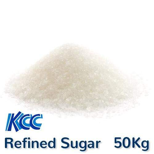 KCC Commodities Refined Sugar 50Kg