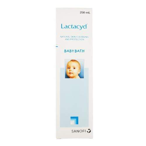 Lactacyd Skin Care Lactacyd Baby Bath Blue 250ml