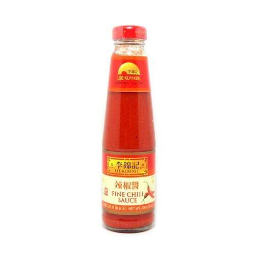 Lee Kum Kee Seasonings Lee Kum Kee Fine Chili Sauce 226g