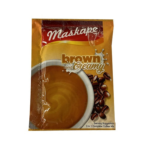 Maskape Coffee Brown and Creamy 20g
