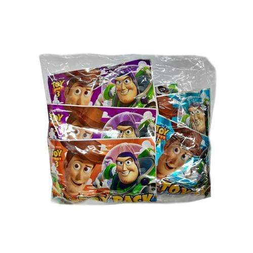 Master Candies Master Toy Story Toy Pack 12's