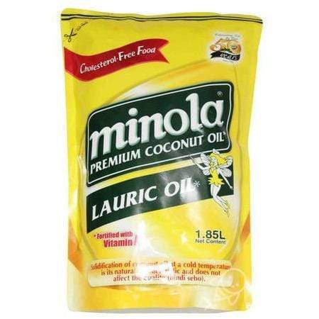 Minola Commodities Minola Cooking Oil Lauric Sup 1.85L