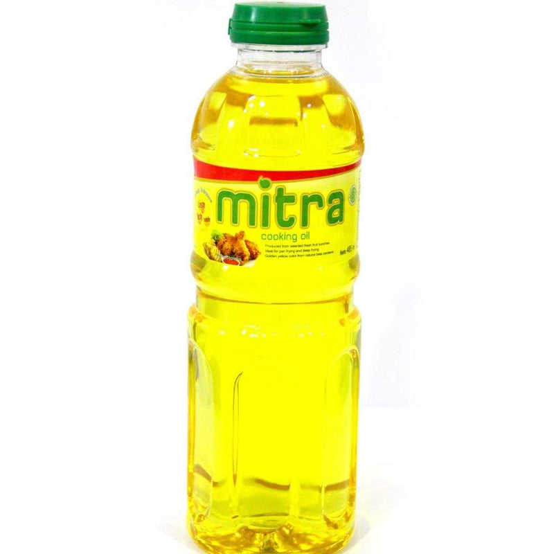 Mitra Commodities Mitra Cooking Oil 485ml