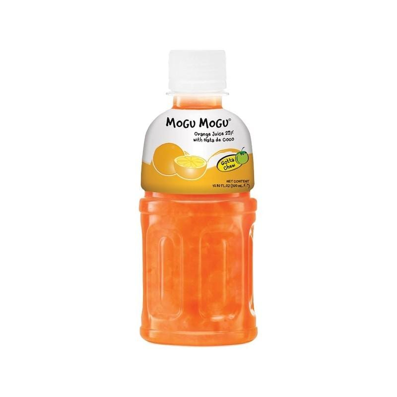 Mogu Mogu Juice Mogu Mogu Juice Orange 320ml