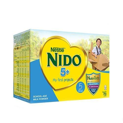 Nido Baby Food Nido Advanced Protectus 5+ 2kg