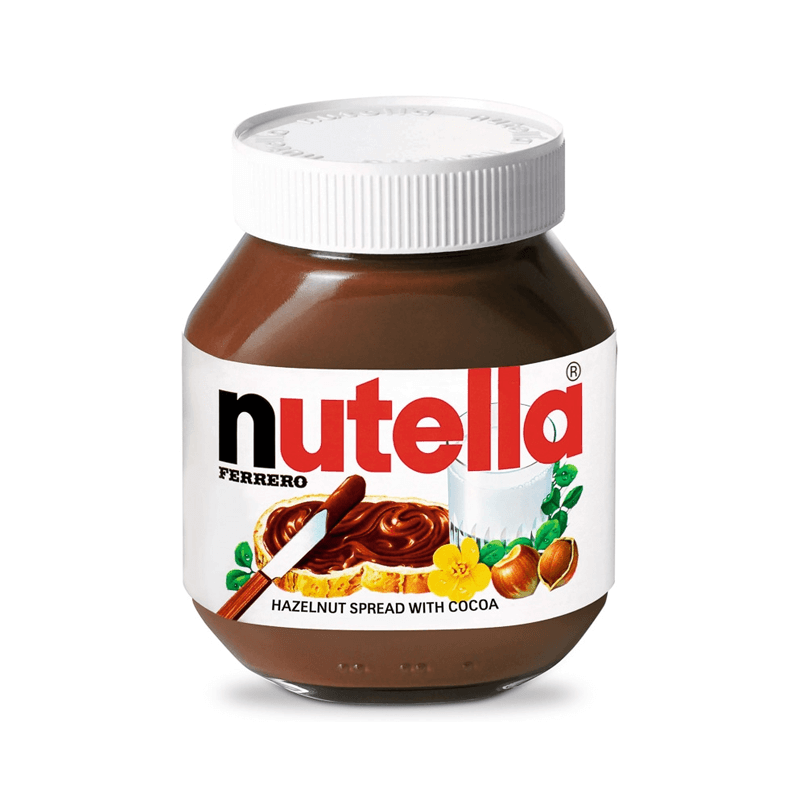 Nutella Bread Fill Nutella Spread Hazelnut w/ Cocoa 350g
