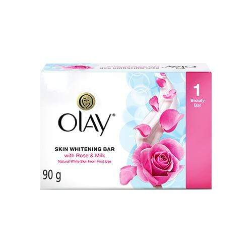Olay Skin Care Olay Skin Whitening Bar Rose and Milk 90g