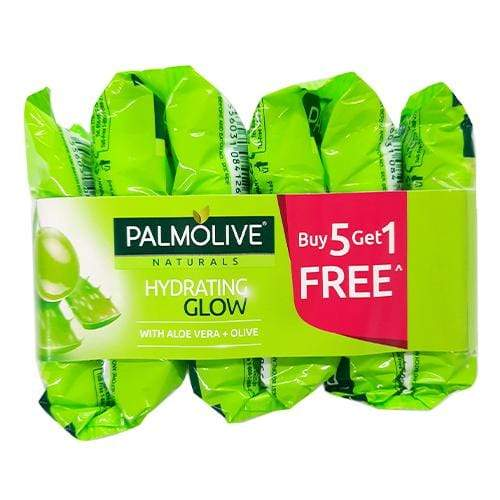 Palmolive Skin Care Palmolive Naturals Soap Smooth and Moisture (Green) 55g  5 + 1