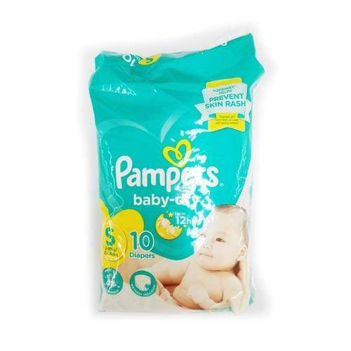 Pampers Baby Care Pampers Baby Dry Small 10's