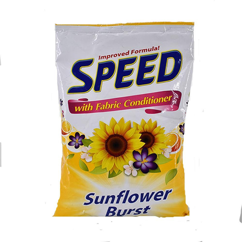 Speed Laundry Speed Powder w/ Fabricon Sunflower Burst 500g