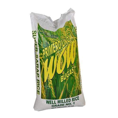 Wow Bugas Commodities Wow Bugas Green Sack (SPR) 50kgs
