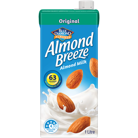 Almond Breeze Almond Milk  - 1L