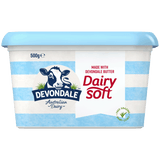 Devondale Dairy Soft Butter - 500g