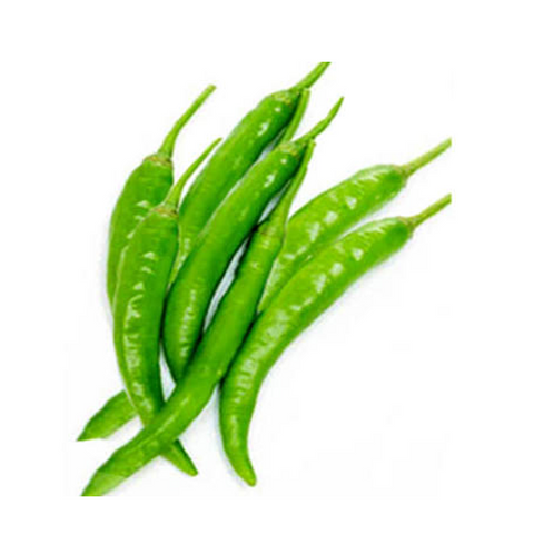 Chilli Large Green  - Each