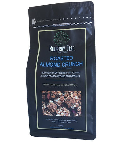 Mulberry Tree Granola<br>Almond Crunch - 500g