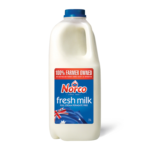 Norco Full Cream Milk - 2L