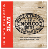 Norco Danish Style Butter  - 500g
