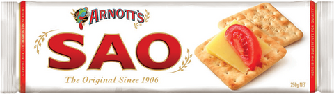 SAO Biscuits - 250g