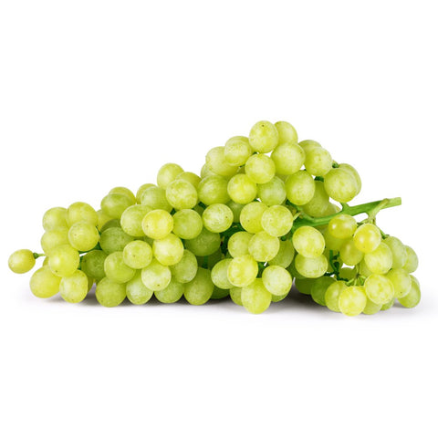 Grapes Seedless (Green) - 1kg Bag<br>