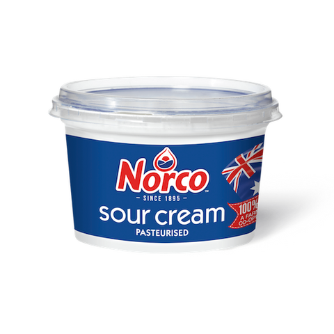 Norco Sour Cream - 250g