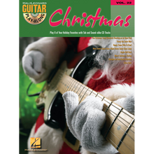 Load image into Gallery viewer, Hal Leonard HL00699600 Christmas Guitar Play-Along Volume 22
