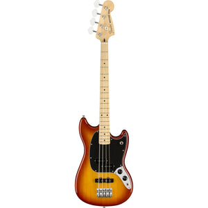 Fender 014-4052-547 Player Mustang Bass PJ, MN Sienna Sunburst