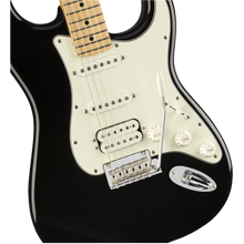 Load image into Gallery viewer, Fender 014-4522-506 Player Strat HSS MN Electric Guitar, BLK