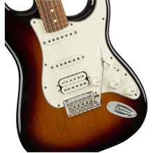 Load image into Gallery viewer, Fender 014-4523-500 Player Strat HSS PF Electric Guitar, 3TS