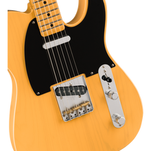 Load image into Gallery viewer, Fender 014-9862-350 Vintera 50s Tele Electric Guitar, Butterscotch Blonde