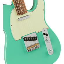 Load image into Gallery viewer, Fender 014-9893-373 Vintera 60s Tele Modified Electric Guitar, Seafoam American Green